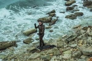 После 5 часов в воде, Виктор Бельтюков